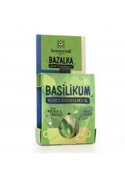 Bazalka, éterický olej 4,5 ml