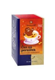 Čas na perníček, porciovaný čaj 32,4g