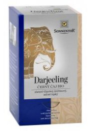 Čierny čaj Darjeeling, porciovaný 27 g
