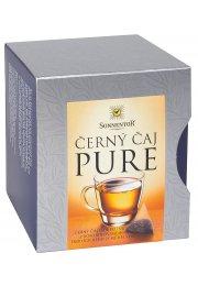 Čierny čaj Pure, pyramídový čaj 30 g