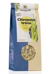 Citrónová tráva, sypaný čaj 80 g