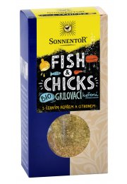 Fish & Chicks grilovacie korenie, 55g