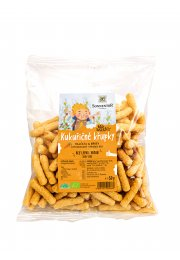 Kukuričné chrumky pre deti, 50g