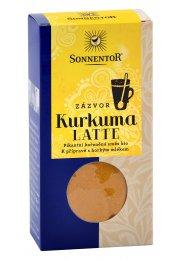 Kurkuma Latte – zázvor BIO, zlaté mlieko 60 g