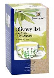 Olivový list Stredomorie BIO, porciovaný čaj 28,8g