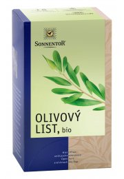Olivový list BIO porciovaný čaj 21,6 g
