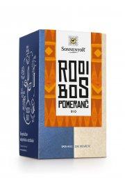 Rooibos - pomaranč, porciovaný čaj 32.4g
