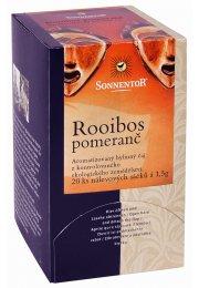 Rooibos - pomaranč, porciovaný čaj 30 g