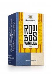 Rooibos - vanilka, porciovaný čaj 22 g