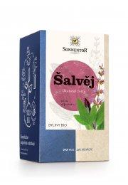 Šalvia, porciovaný čaj 18 g