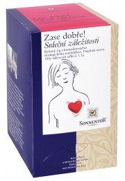 Srdcové záležitosti, porciovaný čaj 27 g