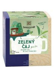 Zelený čaj bio (Bi Luo Chun), pyramídový BIO 36 g