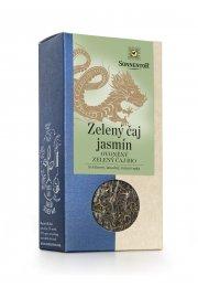 Zelený čaj - jasmín, sypaný 100 g