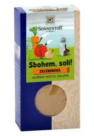 Zbohom, soľ! Zeleninová, 60g