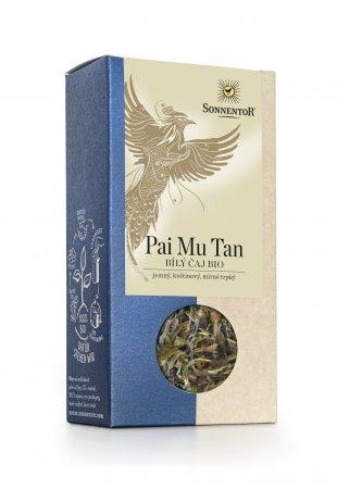 Biely čaj Pai Mu Tan, sypaný 40 g