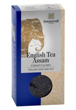 Čierny čaj English Assam, sypaný 95g