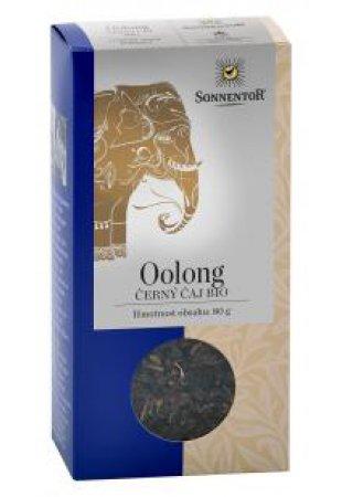 Čierny čaj Oolong, sypaný 80 g