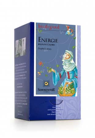 Energia, porciovaný čaj Hildegarda 23,4 g