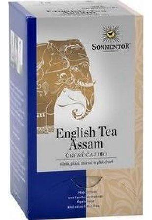 English Tea Assam, porciovaný čierny čaj 30,6 g