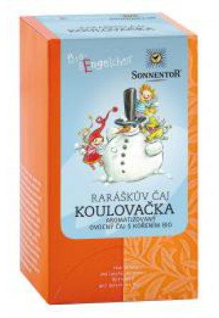 Guľovačka, Raráškov porciovaný čaj 40 g