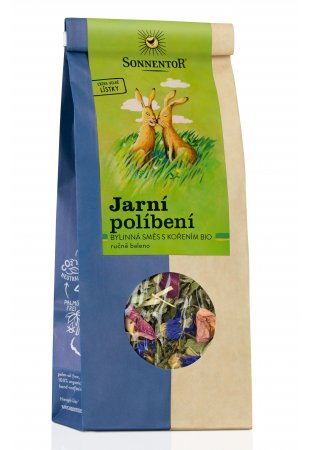 Jarný bozk, sypaný čaj 80 g