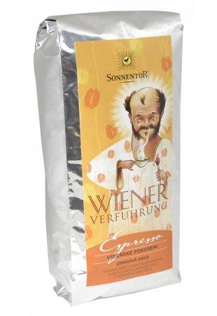 Zrnková káva na espresso, 500 g
