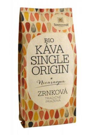 Káva Single Origin, zrnková káva 1kg