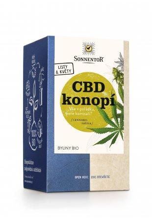 Konopa CBD, porciovaná 22 g