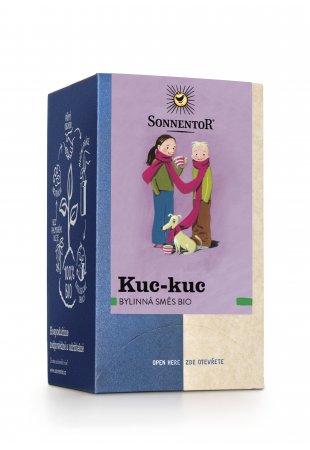 Kuc-kuc, porciovaný čaj 27 g