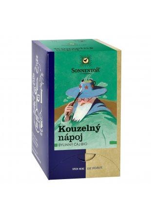 Kúzelný nápoj, porciovaný čaj 27 g