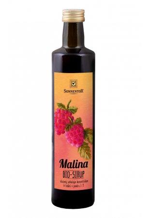 Malina, ovocný koncentrát, 500 ml