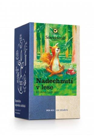 Nadýchnutie v lese, porciovaný čaj 22 g