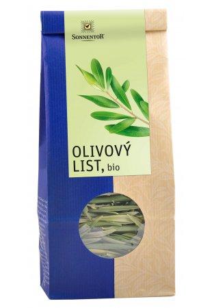 Olivový list BIO sypaný čaj, 70 g
