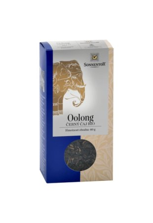 Oolong, čierny sypaný čaj 40g