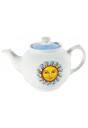 Porcelánová kanvica - Slnko 1,8 l