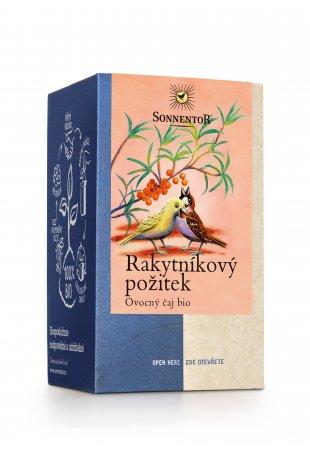 Rakytníkový pôžitok, porciovaný čaj 54 g