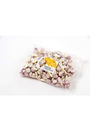 Raráškove želé cukríky s jogurtom, 1 kg