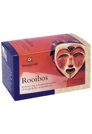 Rooibos, porciovaný čaj (bez prebalu) 20 g
