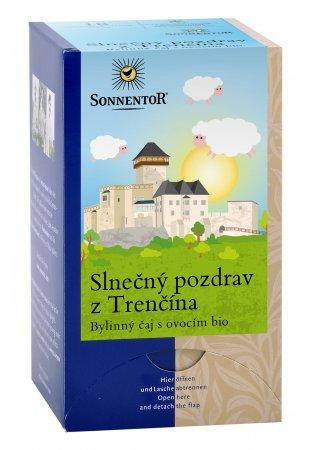 Slnečný pozdrav z Trenčína, porciovaný čaj 54 g