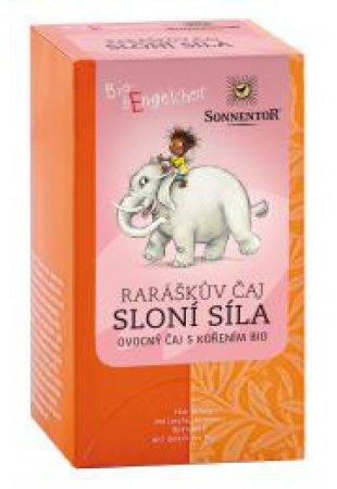Slonia sila - Raráškov porciovaný čaj 40 g