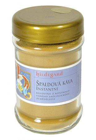Špaldová instatná káva Hildegarda, 50 g