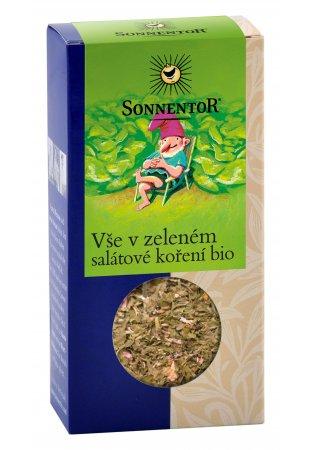 Všetko v zelenom, šalátové korenie 15 g