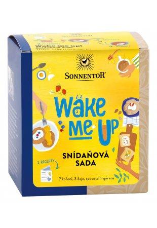 Wake me up!, raňajkové inšpirácie 42,8 g