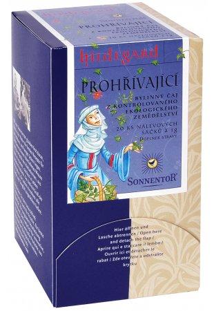 Zahrievajúci, porciovaný čaj sv. Hildegardy 23,4 g