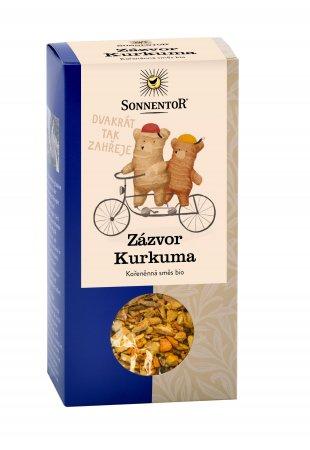 Zázvor Kurkuma, sypaný čaj 120 g