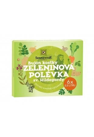 Zeleninová polievka sv. Hildegardy, 60 g