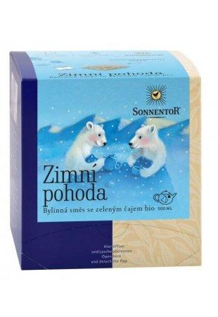 Zimná pohoda, pyramídový čaj 30 g