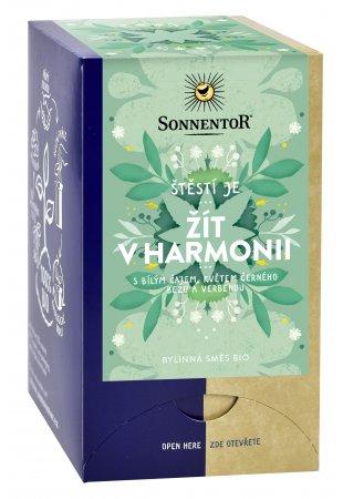 Žiť v harmónii 27g, porciovaný čaj